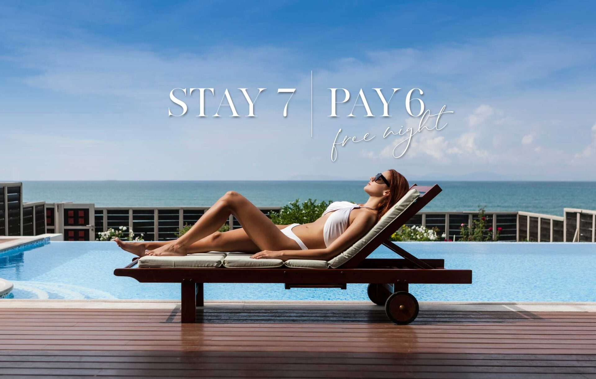 Stay 7 nights pay 6